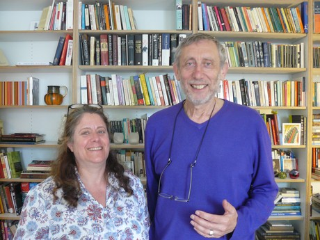 Helen Weinstein and Michael Rosen